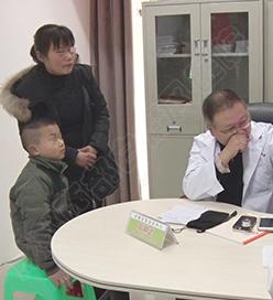 白癜风医院公益援助案例